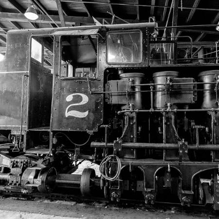 Jamestown, Kalifornia: Engine Number 2