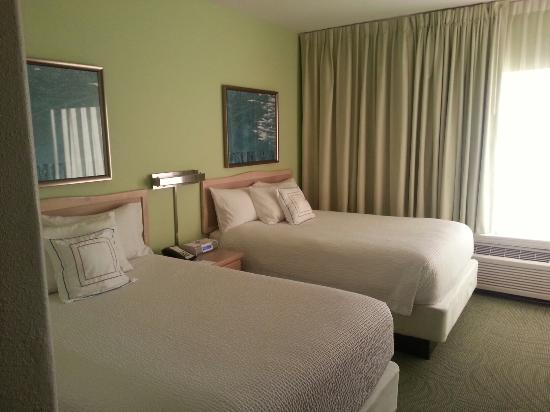 SpringHill Suites Las Cruces : Room 322