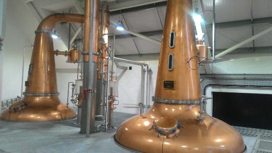 Tarbert, UK: Isle of Harris Distillery