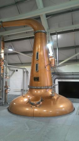 Tarbert, UK : Isle of Harris Distillery