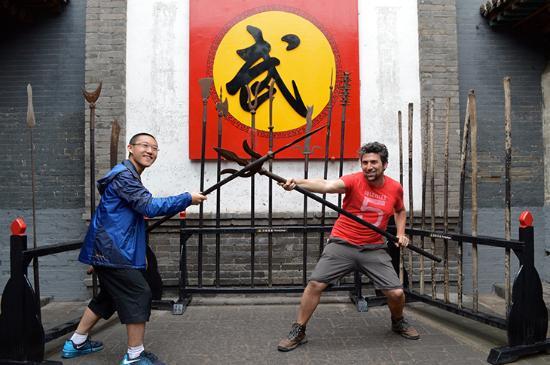 China Escort Agency : En combate