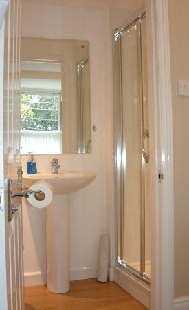 No.89 Vegetarian B&B: En-suite shower rooms