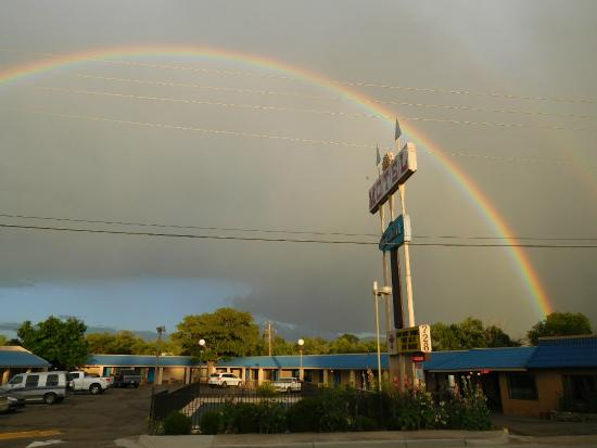 Tomahawk Lodge: Rainbow