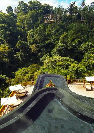 Hanging Gardens of Bali: The Best Swimming Pool in The World