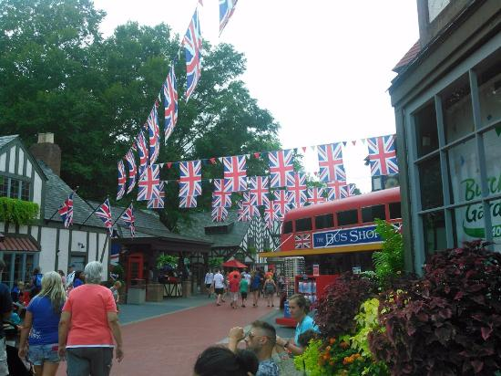 Busch Gardens Williamsburg Williamsburg Virginia Theme