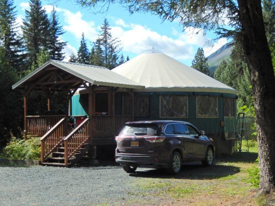 Superbe Sourdough Sueu0027s Yurts: 2 Bedroom Yurt