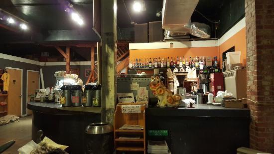 Espresso News + Low Wine Bar