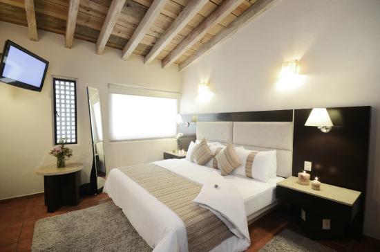 Hotel Mision Grand Valle de Bravo: Habitación Misión