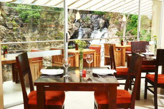 Mision Grand Valle de Bravo: Restaurant