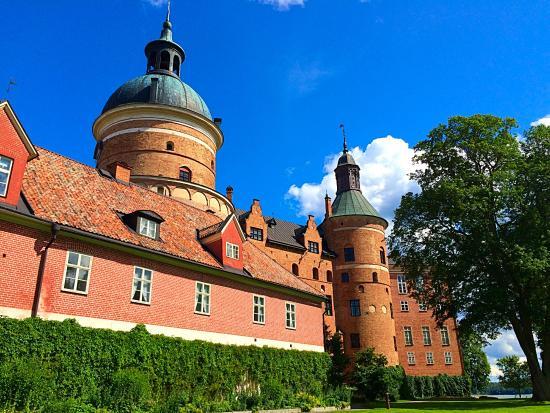 Södermanland, Sverige: Castle