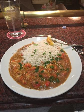 Crawfish Etouffee Picture Of Pappadeaux Seafood Kitchen Duncanville Tripadvisor