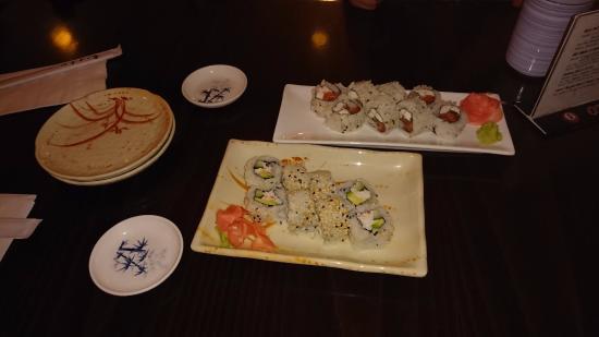 Sushi Joe: Роллы