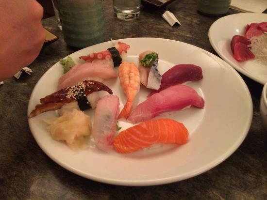 Uzen japanese cuisine sushi restaurant 5415 college for Asian cuisine cooking techniques