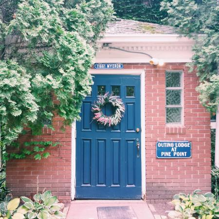 Oak Park Heights, MN : front door
