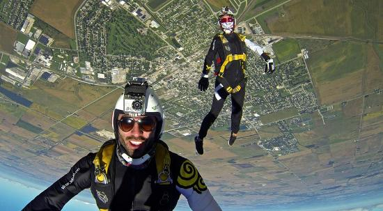 Flandes, โคลอมเบีย: Instructores de talla MUNDIAL! en Skydive XIELO