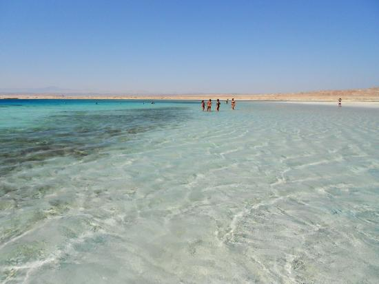 Marsa Alam, Egypt: clear water