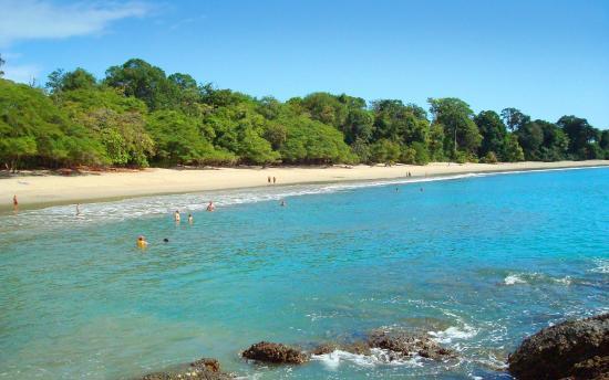 Parque Nacional Manuel Antonio, Costa Rica: beach