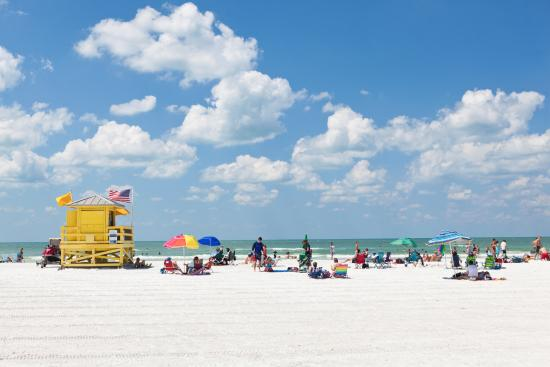 Siesta Key, FL: beach