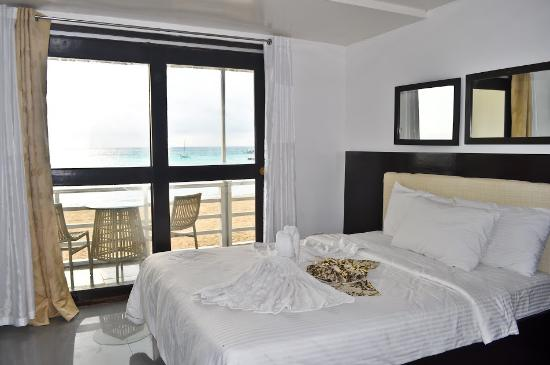 20 Square Meters House: Deluxe Room Balcony Sea View Is Approximately 20 Square