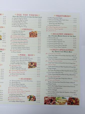 Chinese Restaurants Port Perry