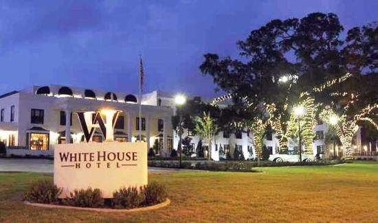 White House Hotel Biloxi Ms