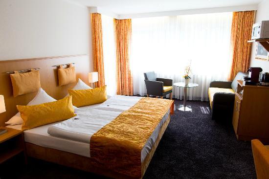 Hotel Am Wartturm: Komfort-Plus-Kategorie (Bsp.)