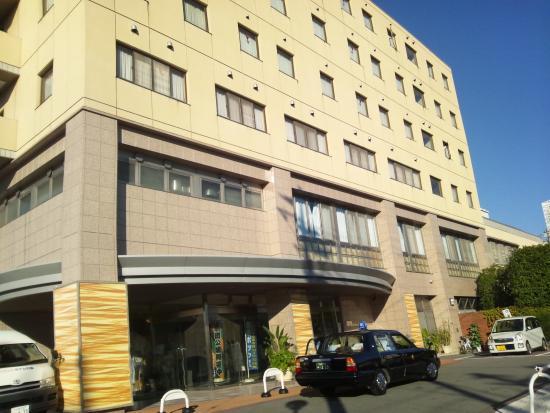 Spa Land Hotel Naito: 外観