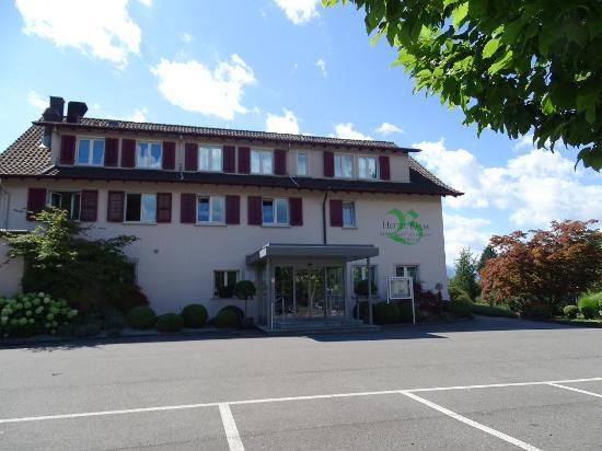 Hotel Balm Meggen : hotel front