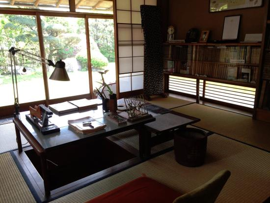 Mizuki Yoko Residence: 書斎