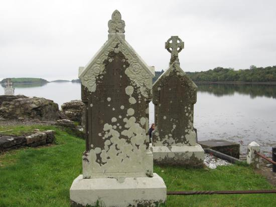 Donegal Town, İrlanda: Cemetery