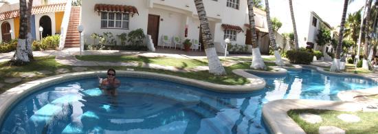 Playa el Agua, Venezuela: jacuzzi3