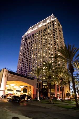 pool area picture of manchester grand hyatt san diego. Black Bedroom Furniture Sets. Home Design Ideas