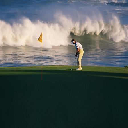 Mauna Kea Resort Golf Course: GolfAhoy Golf Cruises