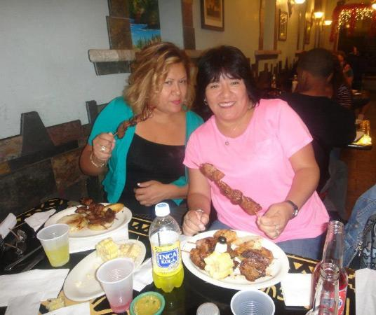 Passaic, NJ: Jackie desde Espana .