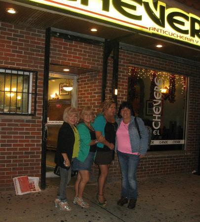 Passaic, NJ: Elvirita, Dora, Jackie.