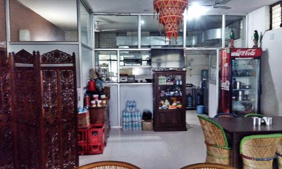 Maachh Bhaat: Their kitchen