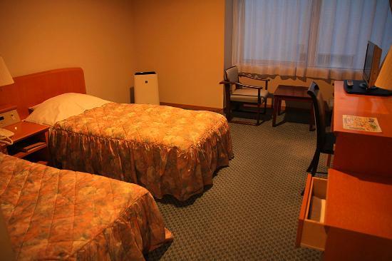 Hotel Miyuki : 客室