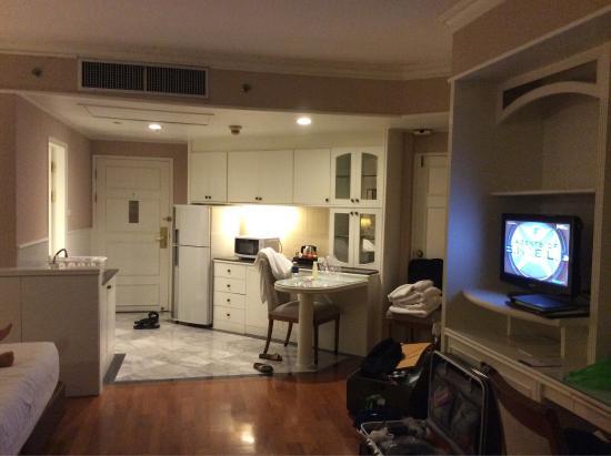 Great location comfort rooms