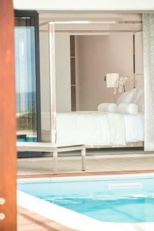 Suite prestige avec piscine privative photo de akoya for Hotel avec piscine privative