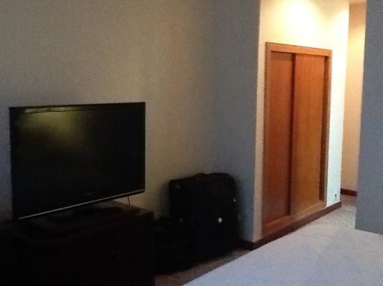 Xianyang, Cina: TV and hall