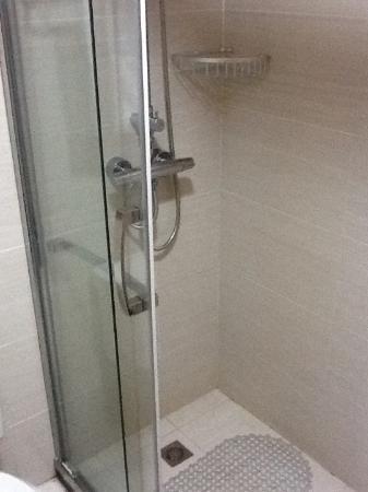 Xianyang, Kina: Shower
