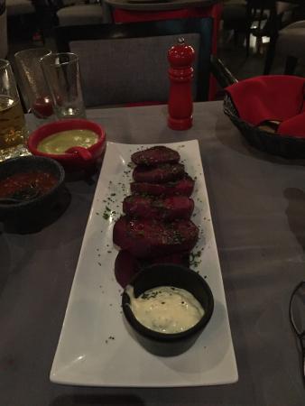 La Torrada: Delicioso todo y la atención insuperable !!!