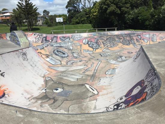 Νέο Πλίμουθ, Νέα Ζηλανδία: Coastal Walkway