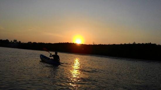 Krabi Kayak: Sunset Kayaking