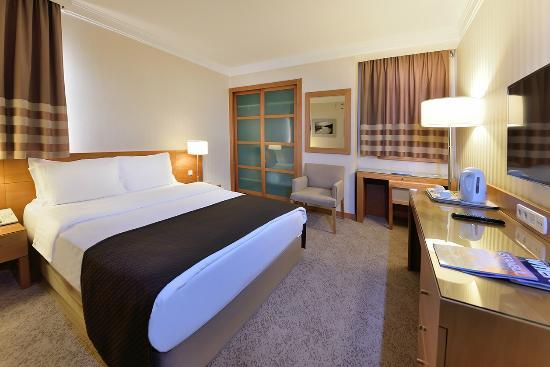 Mercure Istanbul City Bosphorus Hotel : Superior Room