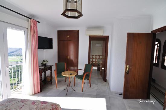 El Convento Hotel: Habitacion numero 3