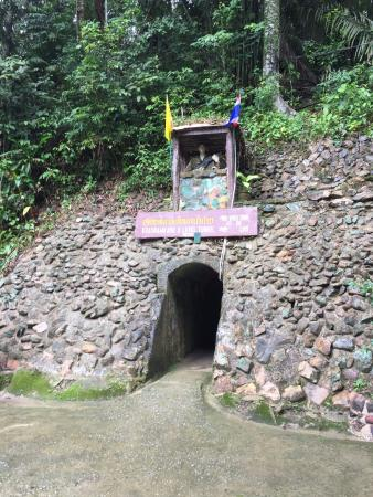 Khao Nam Khang Historic Tunnel