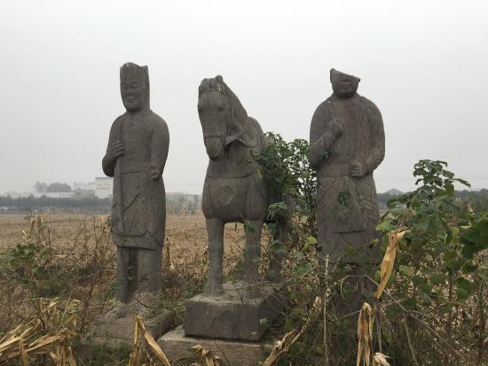 Gongyi, Çin: North Song Dynasty Imperial Tombs