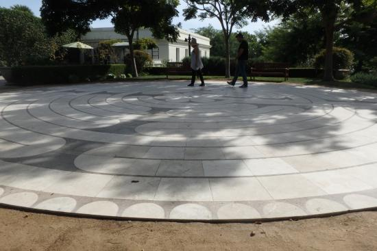 Zen Garden Picture Of Peace Awareness Labyrinth And Gardens Los Angeles Tripadvisor