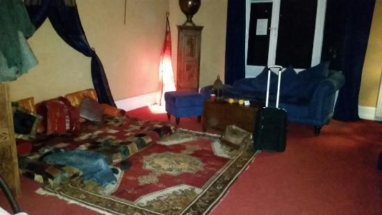 Hotel Am Dammtor: Sofa